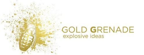 Gold-Grenade-Logo